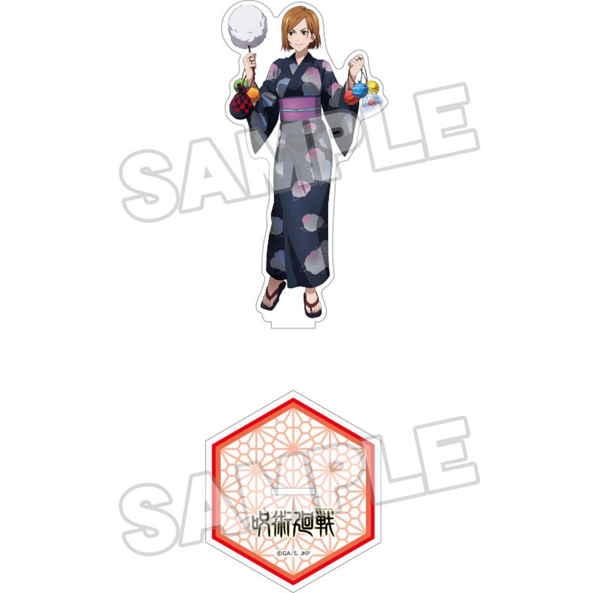 Jujutsu Kaisen Special Illustration Acrylic Stand (Yuji Itadori/Megumi Fushiguro/Nobara Kugisaki/Satoru Gojo)