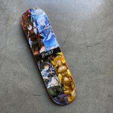 Sokudo Society RWBY Skate Deck