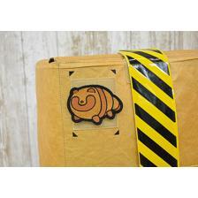Sumito Owara Original Design Military Patches (TANUKI Mail Service/Tanuki/Cardboard Box Bunny)