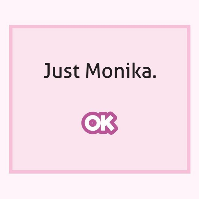 Just Monika Eraser