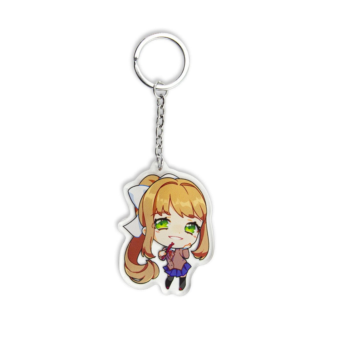 Monika Con Exclusive Keychain