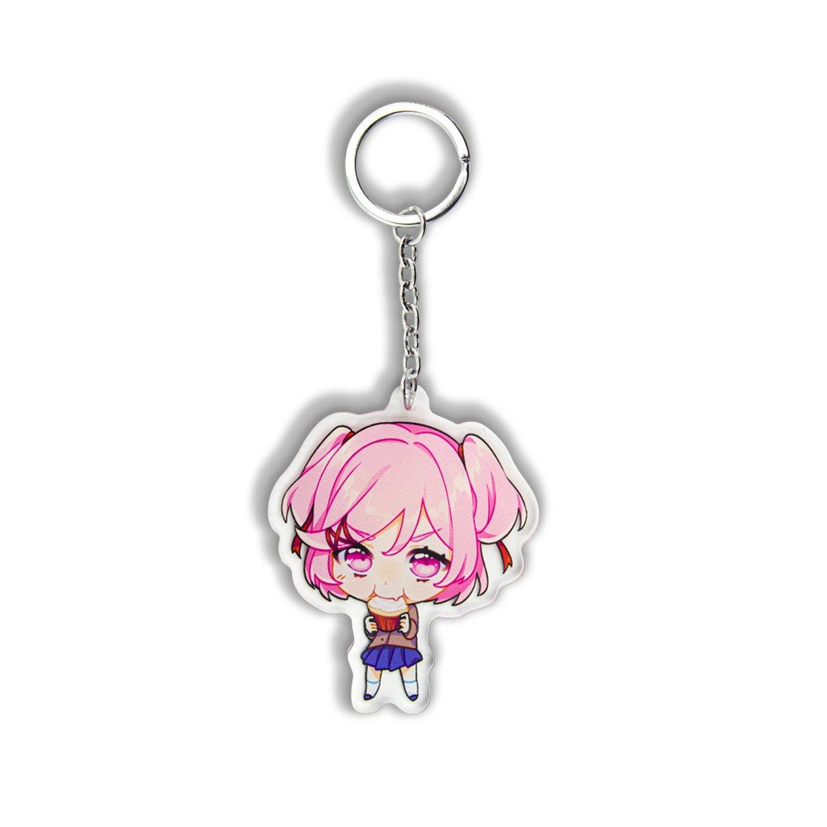 Natsuki Con Exclusive Keychain