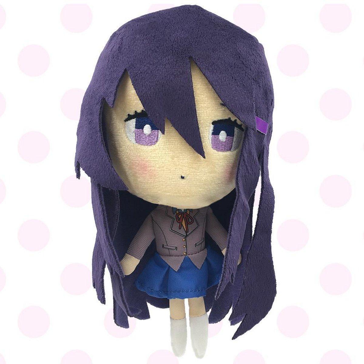 Yuri Plush Figure