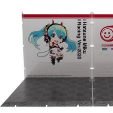 Dioramansion 150: Racing Miku Pit 2020 Optional Panel (Pit C)