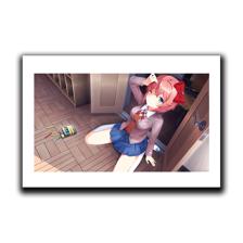 Sayori CG Art Print