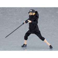 figma Female Body (Yuki) with Techwear Outfit