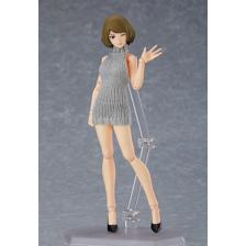 figma Styles Backless Sweater