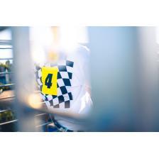 GSR x Modernica Checker #4 Tee