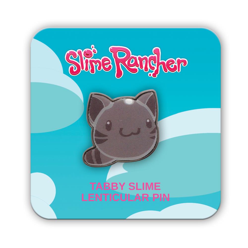 Tabby Lenticular Pin