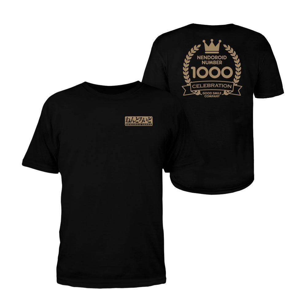 Nendoroid Number 1000 T-Shirt - Black Design