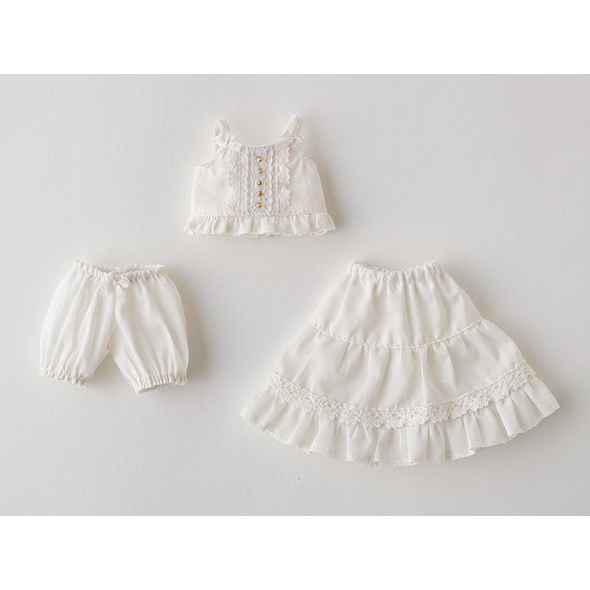 Harmonia bloom Roomwear: White