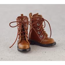 Harmonia bloom Shoe Series: Work Boots (Black/Caramel/Dark Brown)