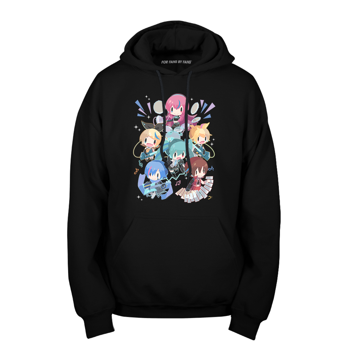 Cyber Live!! Pullover Hoodie