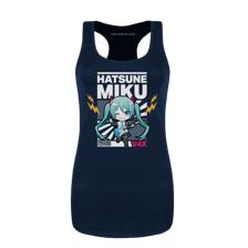 Miku's Rockin Performance Women's Tank Top