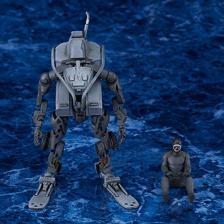 MODEROID 1/35 Submersible EXOFRAME