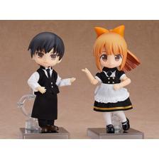 Nendoroid Doll: Outfit Set (Café - Girl)