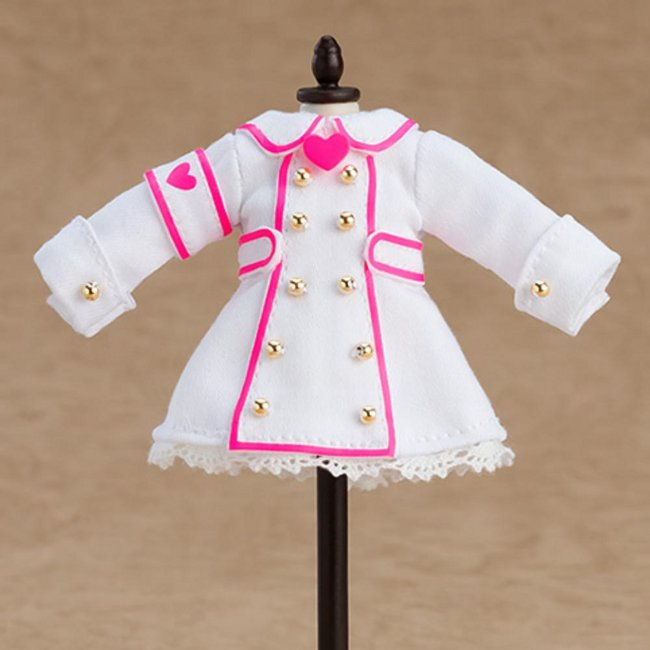 Nendoroid Doll: Outfit Set (Nurse - White)