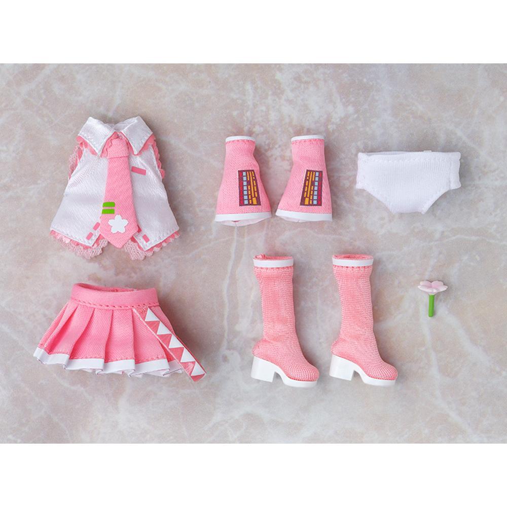 Nendoroid Doll: Outfit Set (Sakura Miku)