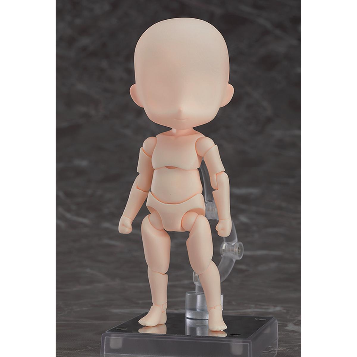 Nendoroid Doll archetype 1.1: Boy (Cream)