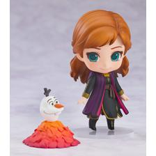 Nendoroid Anna: Travel Dress Ver.