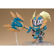 Nendoroid Hunter: Male Zinogre Alpha Armor Ver. DX
