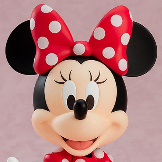Nendoroid Minnie Mouse: Polka Dot Dress Ver.