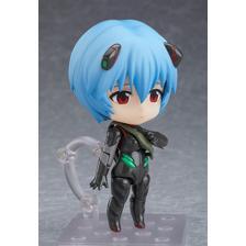 Nendoroid Rei Ayanami [Tentative Name]: Plugsuit Ver.