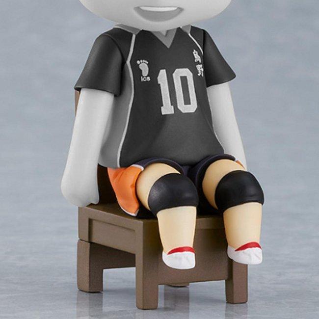 Nendoroid Shoyo Hinata Swacchao! Parts Set