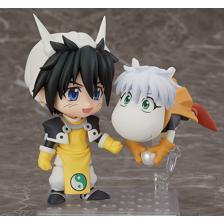 Nendoroid Taikobo & Supushan