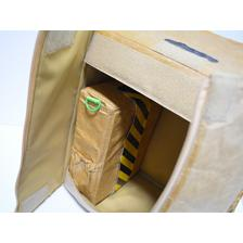 Cardboard Box Design Shoulder Bag Based on an Original Design by Sumito Owara