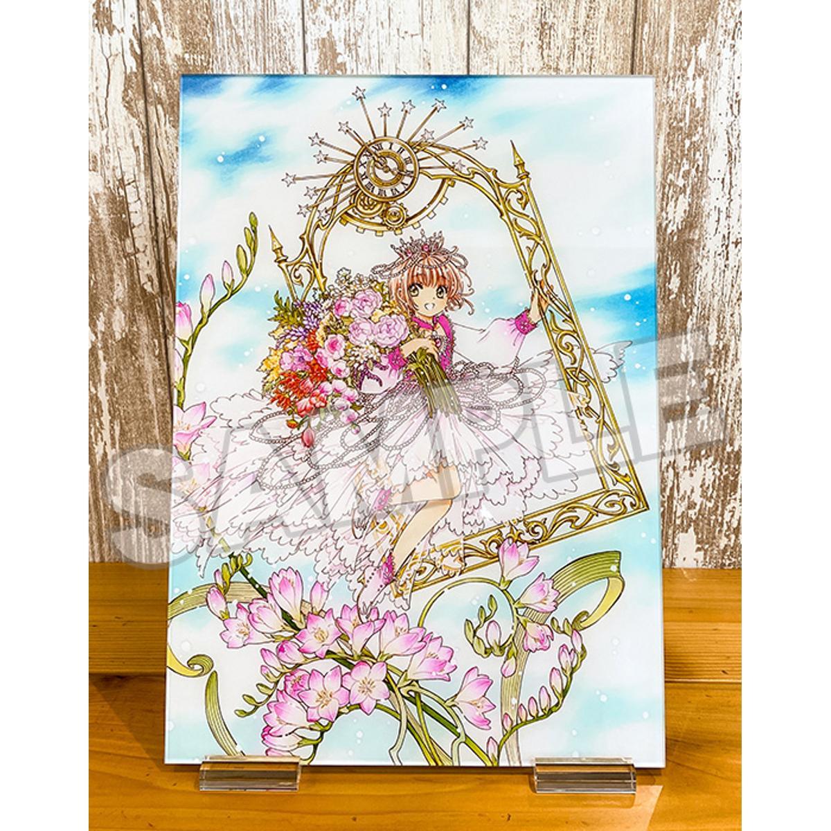 Cardcaptor Sakura: High-Res Acrylic Art (Rerelease)