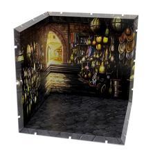 Dioramansion 150: Diner / Bazaar / Bamboo Forest