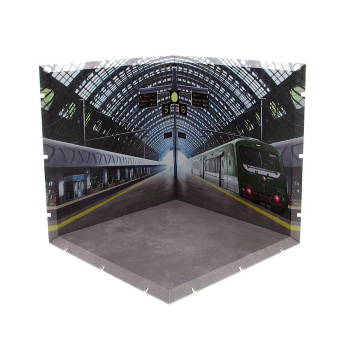 Dioramansion 150: Station Platform