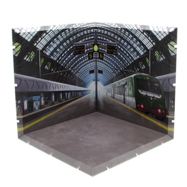 Dioramansion 150: Station Platform