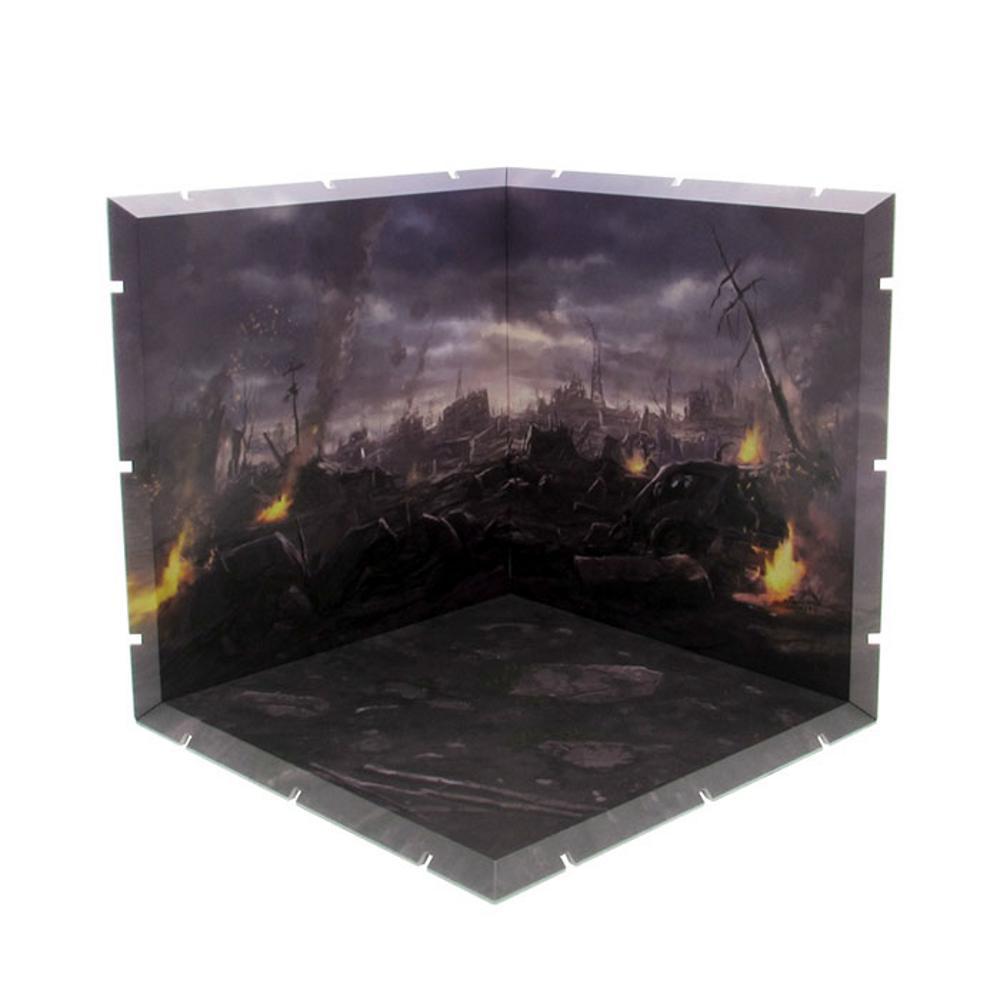 Dioramansion 150: Burnt Field