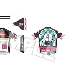 Hatsune Miku GT Project 100th Race Commemorative Art Project Art Omnibus Cycling Jersey