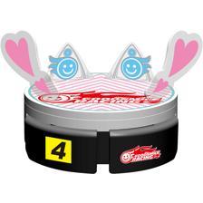 Racing Miku 2019 Ver. Stage Vacuum Cleaner 001/002