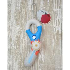 WONDER EGG PRIORITY Weapon Plush Keychain (Ai Ohto/Neiru Aonuma/Rika Kawai/Momoe Sawaki)