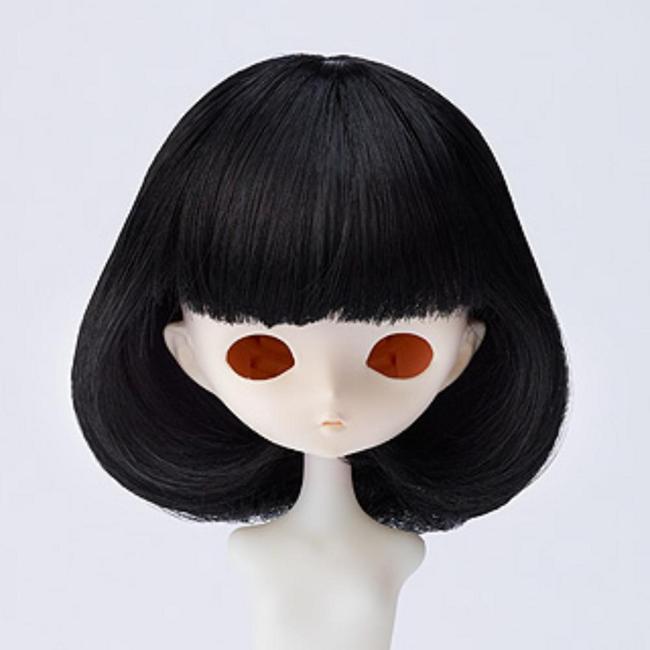 Harmonia bloom Wig Series: Natural Bob (Black)