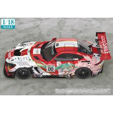 1/18th Scale Good Smile Hatsune Miku AMG 2017 SPA24H ver. - GSC Online Exclusive Edition