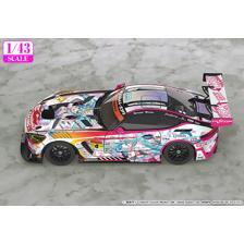 1/43rd Scale Good Smile Hatsune Miku AMG 2021 SUPER GT Ver.