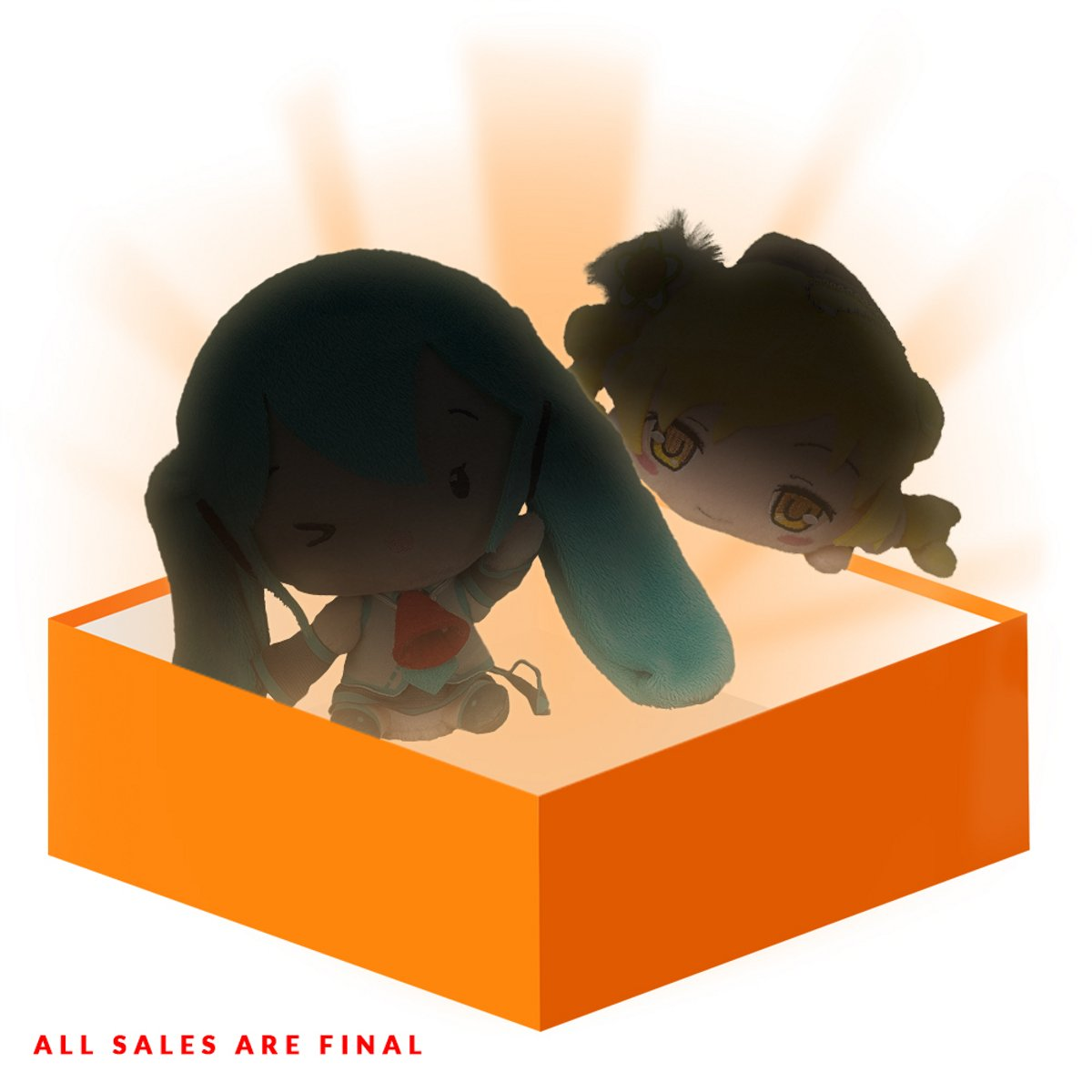 Partner Products Mystery Plush Lucky Box