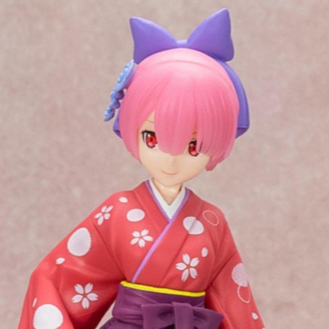 Re:Zero Spm Figure Ram Nagomi Style