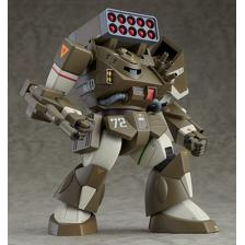 COMBAT ARMORS MAX 17: 1/72nd Scale Ironfoot F4XD Hasty XD