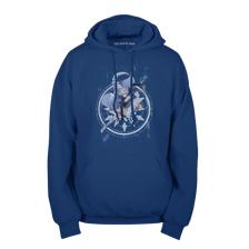 Weiss Schnee Pullover Hoodie