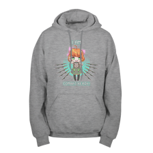 I Am Combat Ready! Pullover Hoodie