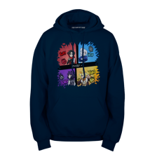Shattered RWBY Pullover Hoodie