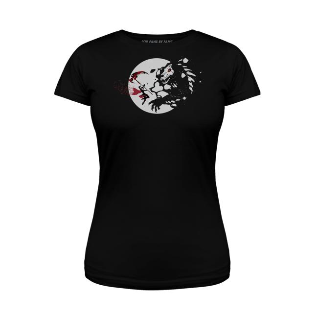 Grimm Eclipse - Ruby Women's Tee