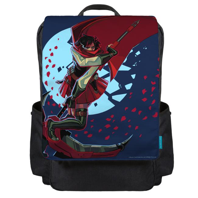 Petal Burst Backpack Flap