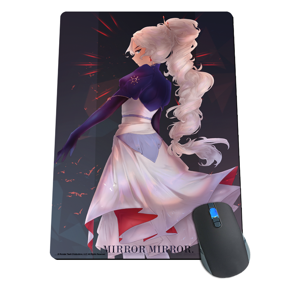 Weiss Mirror Mirror Mousepad